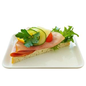 Snitt skinke/salat